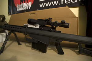 The RedWolf review of the Socom Gear M82
