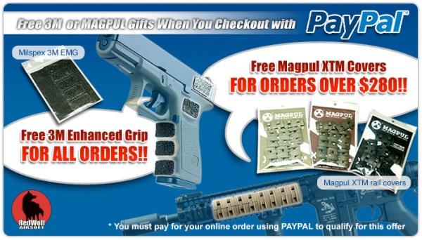 Redwolf discount coupon